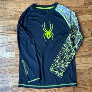 Spyder Boys Long Sleeve Shirt